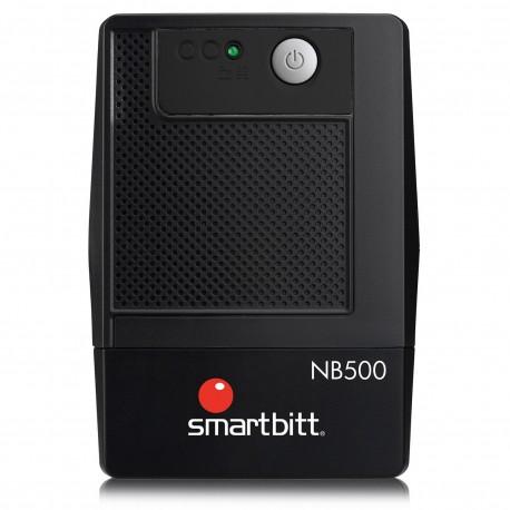 No Break Smartbitt Nb500 500va/250w 4 Contactos