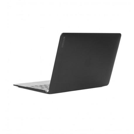 Carcasa Rígida Incase Dots color Negro para MacBook 12''