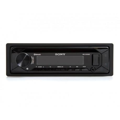 Autoestéreo Sony con CD MEXN4300BT/Q E Bluetooth Negro