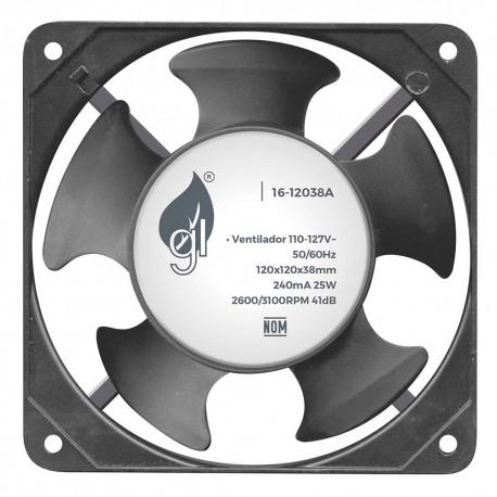 Ventilador para Procesador Green Leaf 16-12038a 50/60hz