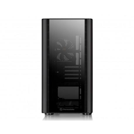 Gabinete Thermaltake Ca-1r1-00s1wn-00 color Negro V150 TG Matx Cristal