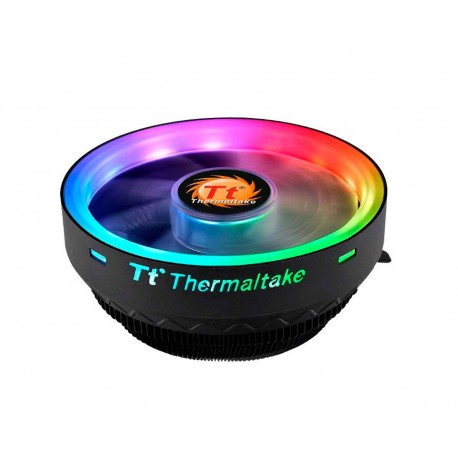Disipador Cpu Thermaltake Ux100 Argb 120mm Cl-p064-al12sw-a Intel Amd