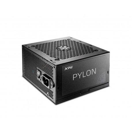 Fuente Adata Pylon550b-bkcus color Negro Xpg Pylon de 550 W Certificación Bronze