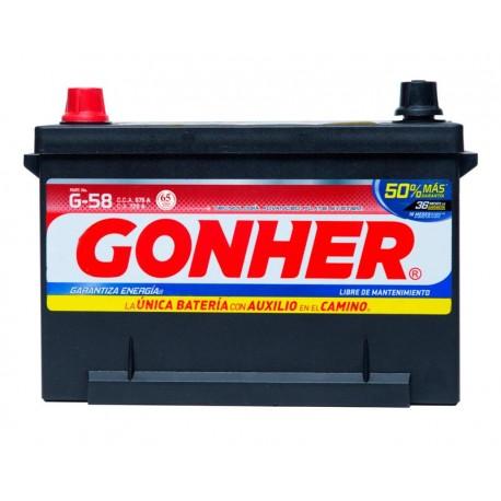 Acumulador Gonher 58
