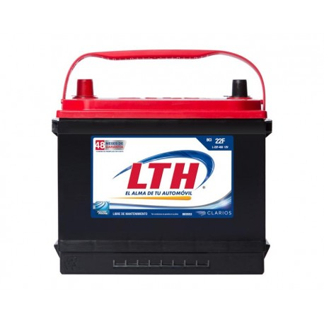 Acumulador LTH 22F