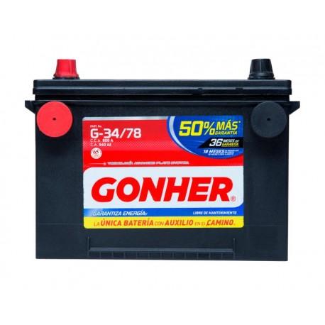 Acumulador Gonher 34/78