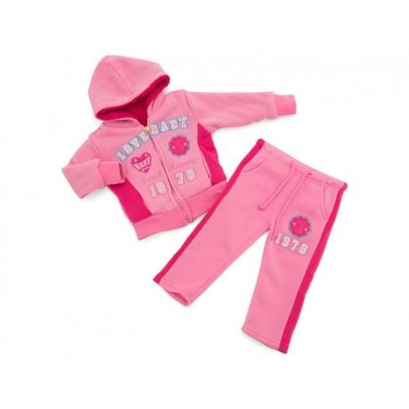 Pants Rosa marca Baby Colors para Bebé Niña
