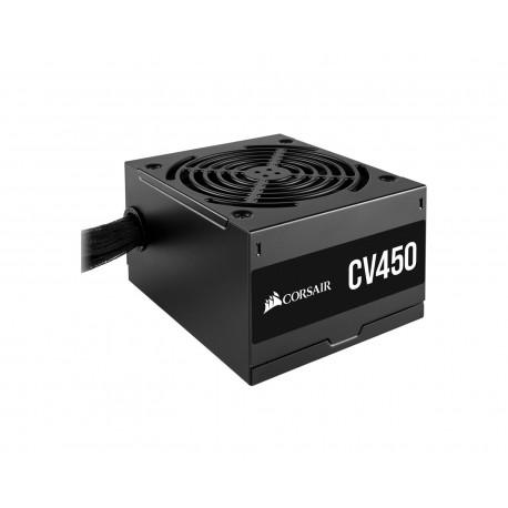 Fuente Corsair  450w Cv450 80 Plus Bronze Cp-9020209-na color Negro
