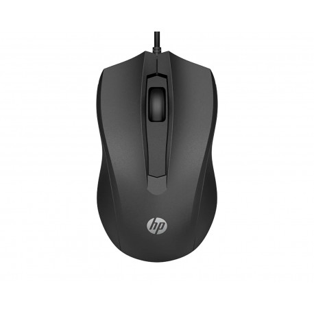 Mouse Alámbrico HP WIRED 100