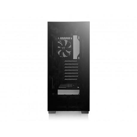 Gabinete Thermaltake Versa T25 TG Atx Miditower Cristal Ca-1r5-00m1wn-00 color Negro