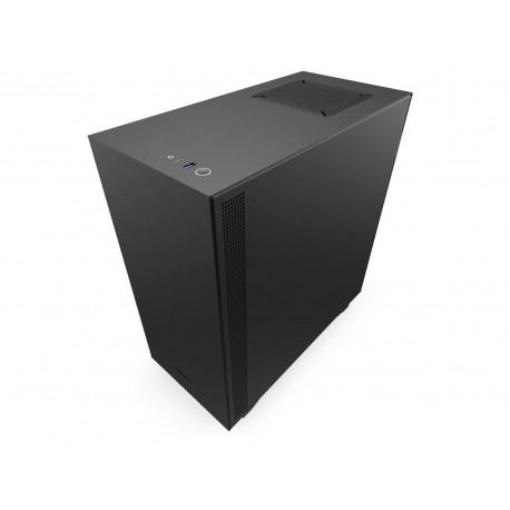 Gabinete Nzxt H510i Atx S/fuente Cristal Ca-h510i-b1 color Negro