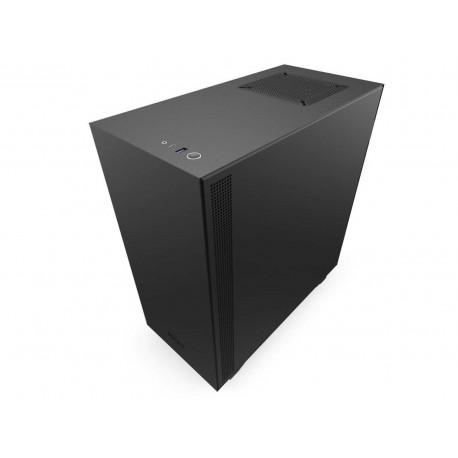 Gabinete Nzxt H510 Atx S/fuente Cristal Ca-h510b-b1 color Negro