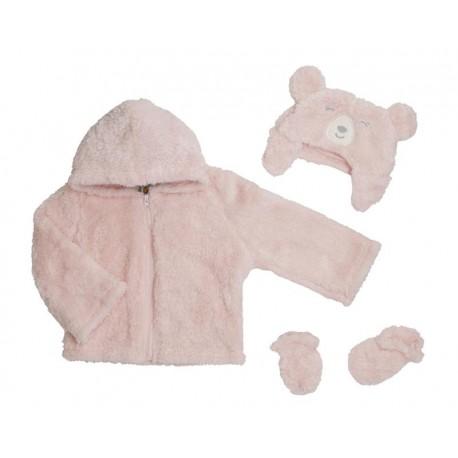 Suéter con Accesorios marca Grafito Baby para Bebé Niña