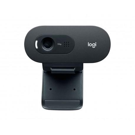 Webcam Hd Logitech C505 960-001367 Negro