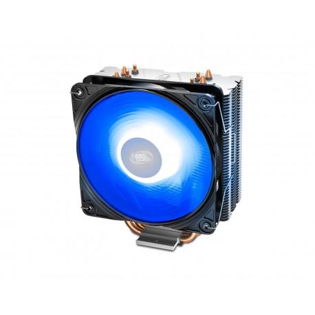 Disipador Deepcool Gammxx 400 V2 Dp-mch4-gmx400v2-bl Led color Azul