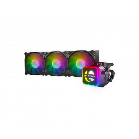 Enfriamiento Cougar Helor 360 Argb Rl-hlr360-v1 color Negro