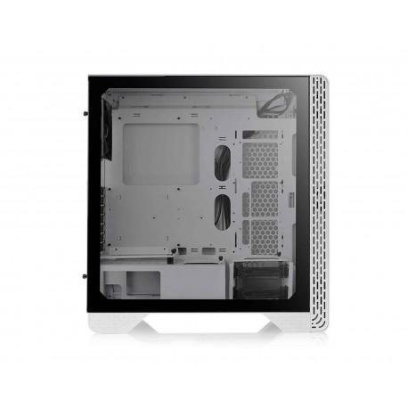 Gabinete Thermaltake S300 Tg Atx Miditower Cristal Ca-1p5-00m6wn-00 color Blanco