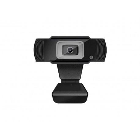 Webcam  Techzone Tzcampc01 Negra