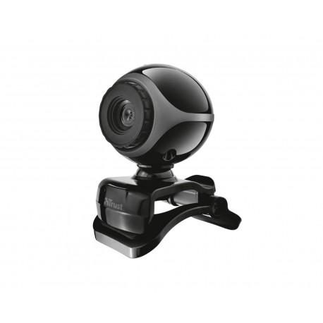 Webcam Trust Gamingexis 17003 color Negro
