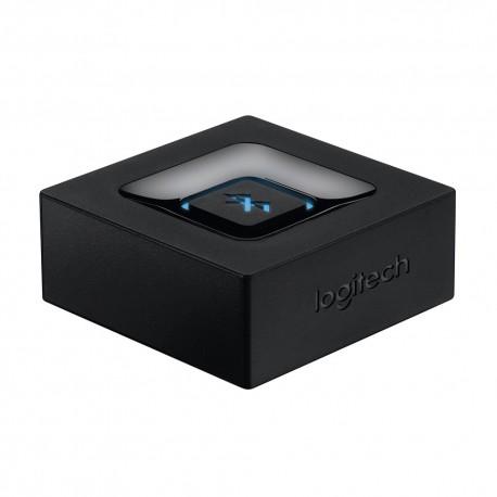 Adaptador de Audio Bluetooth Logitech - USB color Negro (980-001277)