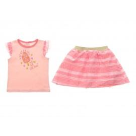 Conjunto Rosa marca Baby Colors para Bebé Niña