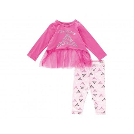 Conjunto de Algodón marca Nuby para Bebé Niña