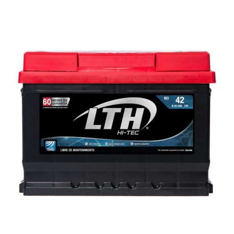Acumulador LTH Hi Tec 42
