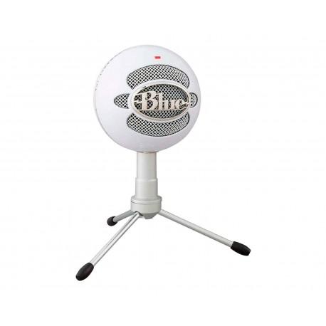 Micrófono Blue Snowball Ice White Usb Tripie 988-000070