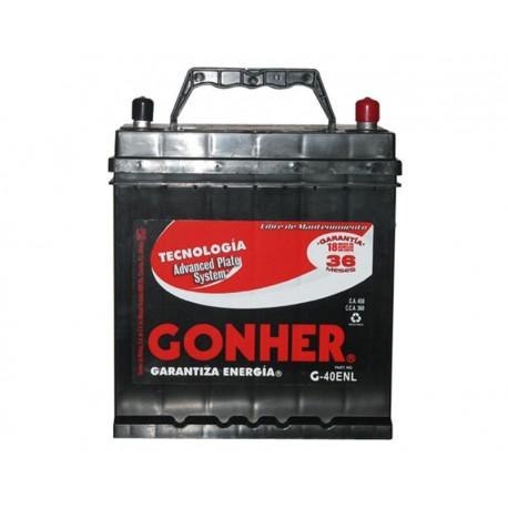 Acumulador Gonher 40