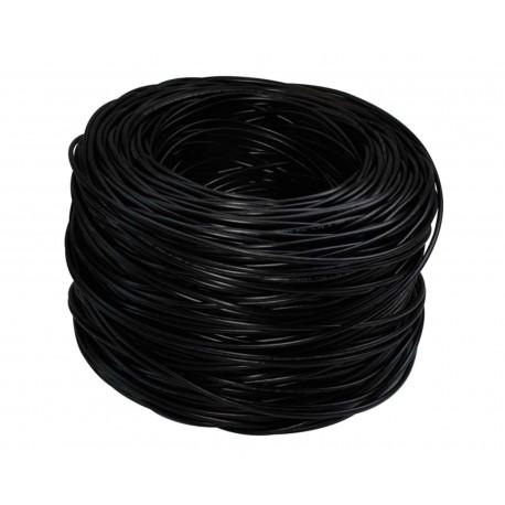 Bobina Xcase UTP Categoría 6 305 m Acccable20 color Negro