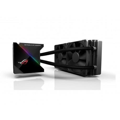 Enfriamiento Asus Rog Ryujin 240 Rgb color Negro