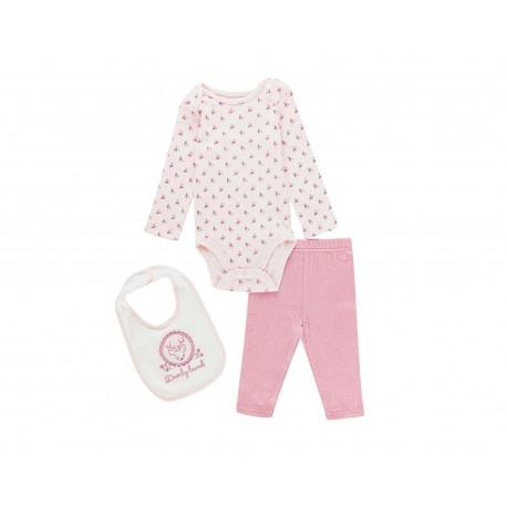 Conjunto marca Rene Rofe para Bebé Niña