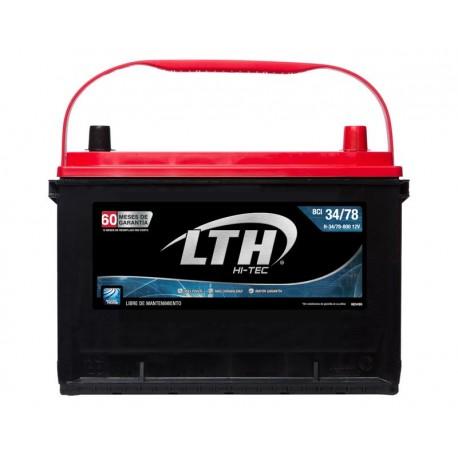 Acumulador LTH Hi Tec 34