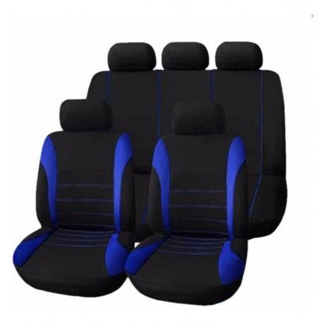 Cubre Asientos Genérico para Automóvil color Azul