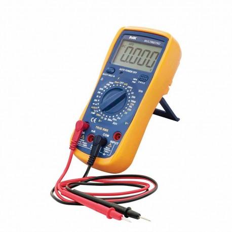 Multímetro Digital Bork Mp-9604 Medidor de Frecuencia