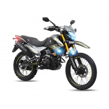 Motocicleta Veloci Xeverus Pro XR 250RR 2021