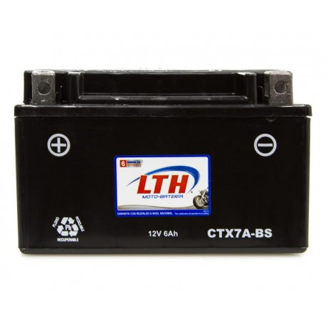 Acumulador LTH CTX7A-BS AGM