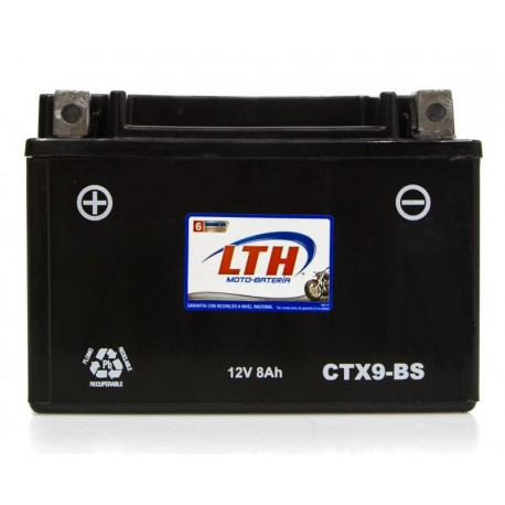 Acumulador LTH CTX9-BS AGM