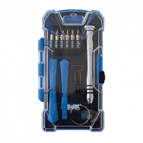 Kit Reparación para Smartphone Bork Hed-2317 Azul de 7 Puntas