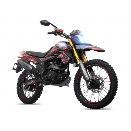 Motocicleta Veloci Steeler Pro XR2 250 cc 2020