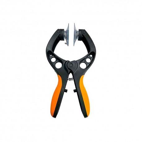 Pinzas para Remover Pantallas de Smartphones Bork Bhe-3010 color Negro
