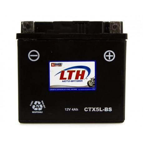 Acumulador LTH CTX5L-BS AGM