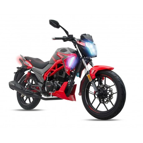 Motocicleta Veloci Razzer GTR2 200 cc GPS 2021