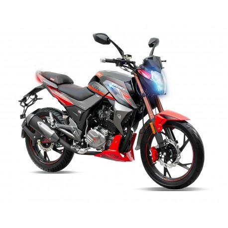 Motocicleta Veloci Dmenthor GTR 250 cc GPS 2021