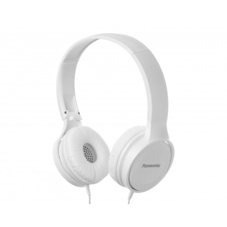 Audífonos Panasonic RP-HF100E-W Blancos