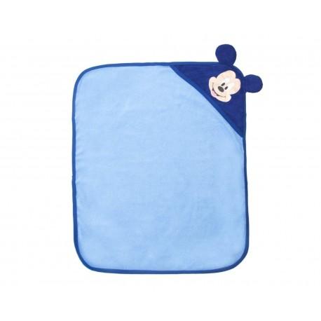 Toalla Azul marca Disney Mickey Mouse para Bebé Niño