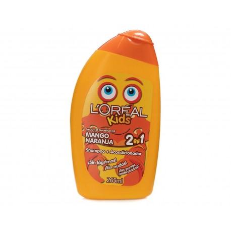 Shampoo L'Oreal Kids Mango Naranja