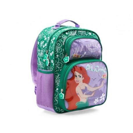 Mochila Disney Sirenita Verde