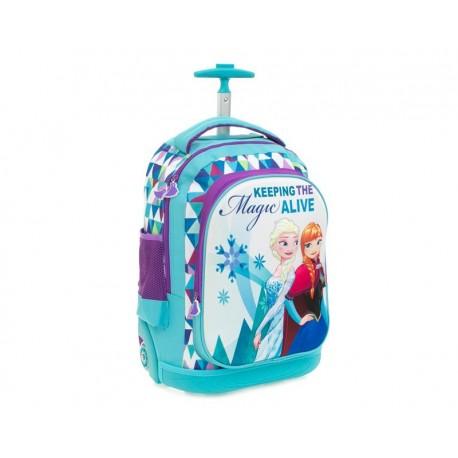 Mochila con Ruedas Disney Frozen Azul