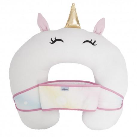 Cojín Lactancia Chiqui Mundo Unicornio